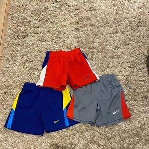 Nike shorts size 24M